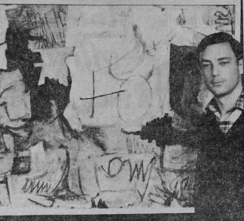 Marshall Baton The Star 23rd June 1967